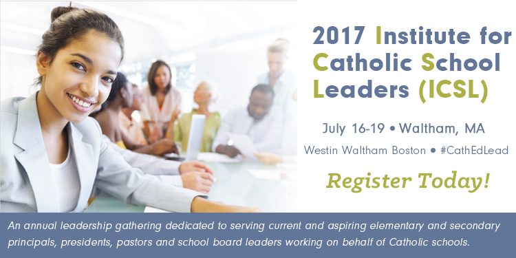 Institute for Catholic School Leaders