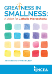 Greatness in Smallness: A Vision for Catholic Microschools